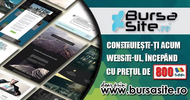 oferta de pret website