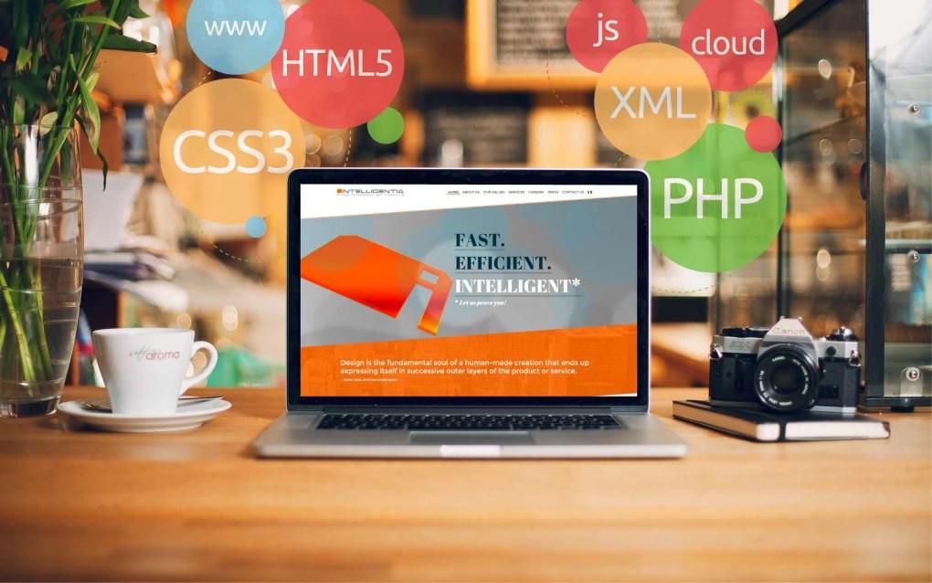construcții de website-uri,website