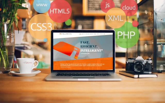 construcții de website-uri