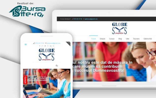 globesys.ro-website