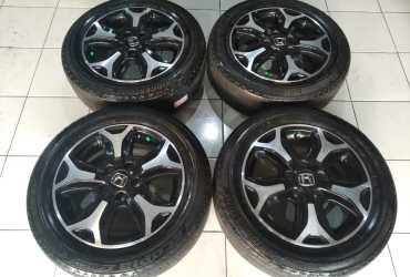 Velg second oem brv ring 16+ban