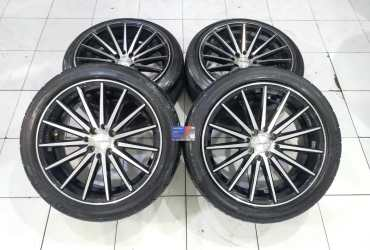 Velg Second VOSSEN RING 17 PCD 8X100-114.3 BAN 215 45 R17