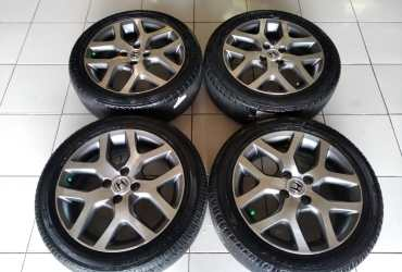 Velg std honda city ring 16+ban