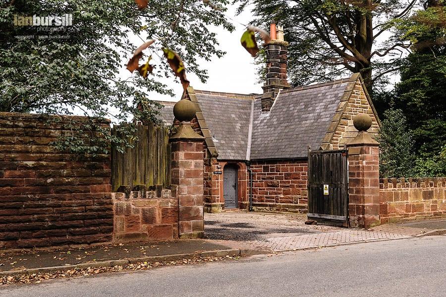 Thornton Manor East Lodge