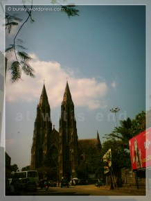 St. Philomena's in Mysore