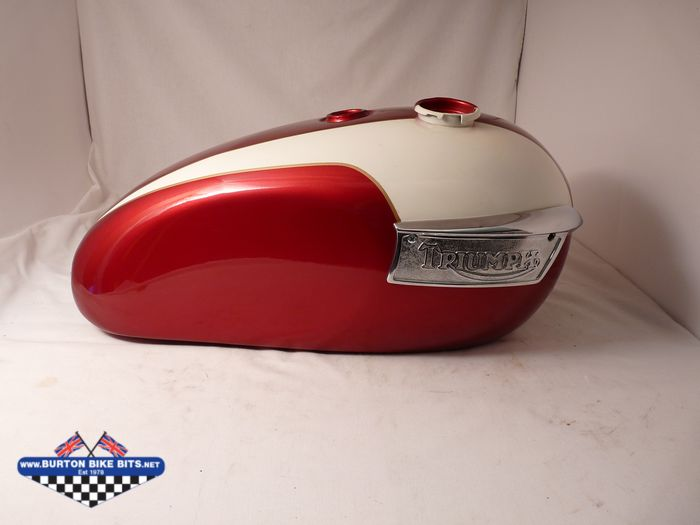 Triumph T140 Bonneville Replacement Petrol Tanks Burton