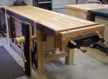 Workbench Leg Vise Woodworking Plans