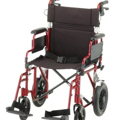 Transport Wheelchair Used Wedding Chair Covers For Sale Uk Home Medical Equipment And Supplies Burt 39s Pharmacy