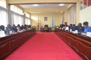 Burundi : Le Conseil des Ministres Barundi a analysé 7 points, 12/12/2018 ( Photo : ABP 2018 )