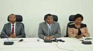 Burundi : La chasse aux agents corrompus à l'OBR est lancée ( Photo : RTNB.BI 2019 )