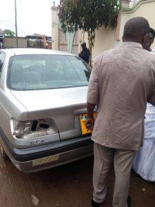 Burundi : La police retrouve un véhicule signalé volé le même jour ( Photo : Indundi Mag  2019 )