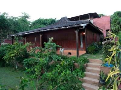 Villa Sam Joglo + Studio in Celuk