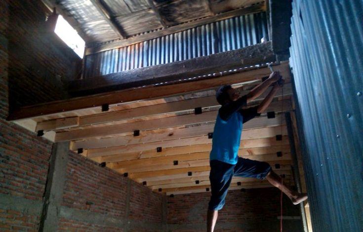 Bagian dalam rumah Walet (iwanwaletmksr.blogspot.com)