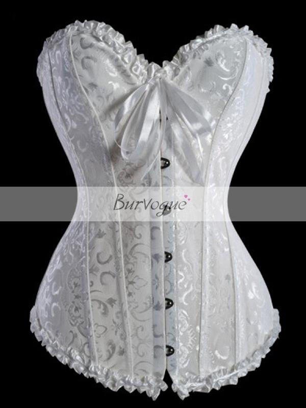 Beautiful Bridal Corset