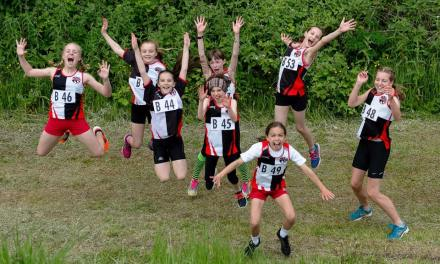 Bury AC's Popular Young Athletes Mini League Events – Back for 2017