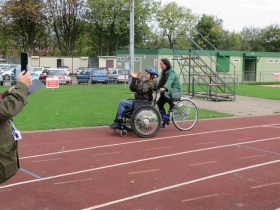 Wheels for All Make Bury Track Debut