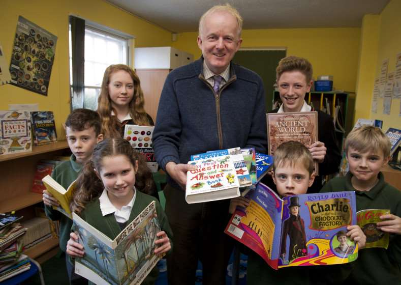 Philip Is New 'reading Champion' For Bury Schools Partnership