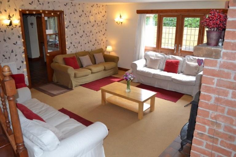 Bury Hill Farm Sunny Lounge