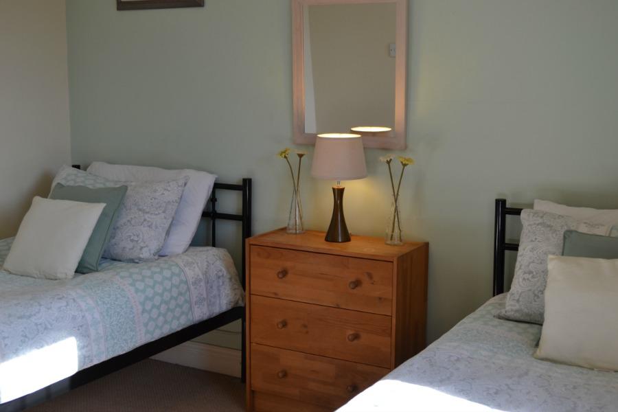 Twin Beds Bury Hill Farm
