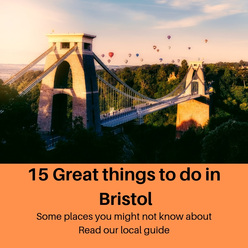 15 Best Things to do in Bristol
