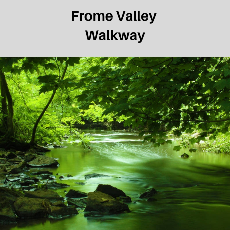 Frome Valley Walkway Bristol