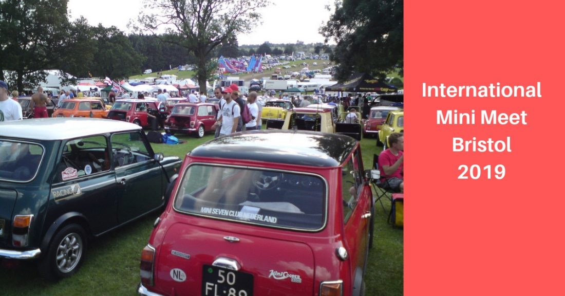 The International Mini Meeting is coming to Bristol