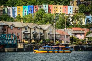 Bristol Harbour Ferry Boats