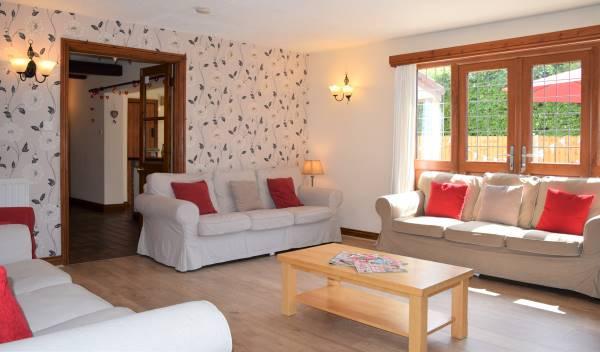Bury Hill Farm Lounge