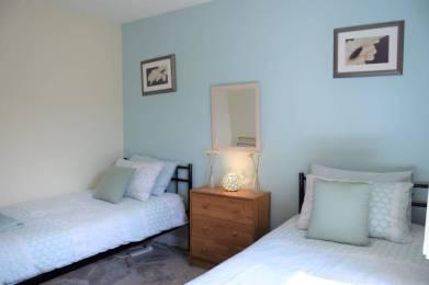 Bury Hill Farm Twin Bedroom