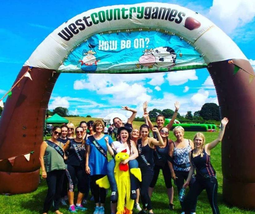 West Country Games Hen Parties Bristol