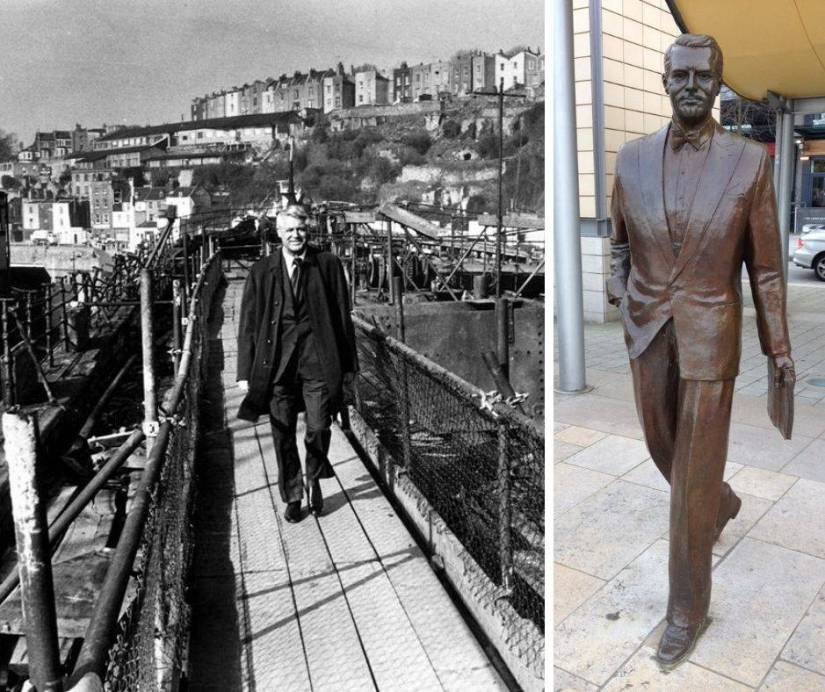 Cary Grant Bristol