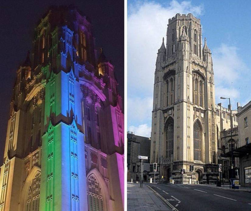 Wills Memorial Building Bristol