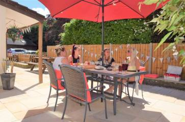 Sunny Patio Self Catering South West