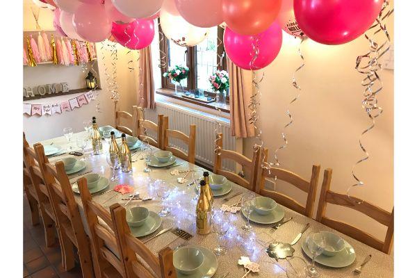 Hen Party Weekend Bristol