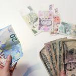 Koruna dnes zpevnila k euru, mírně posílila i k dolaru