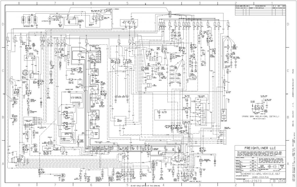 2005 Freightliner Columbia Wiring Diagram Transmisson
