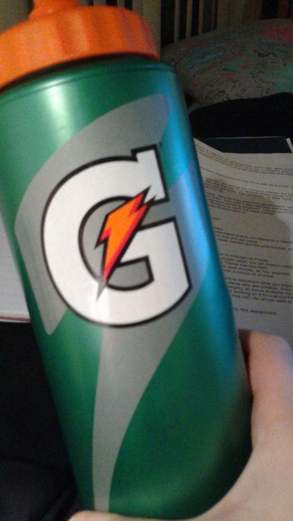 2.4 Gatorade Logo Magic Marketing