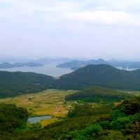 Tongyeong: Views from Mt. Mireuksan