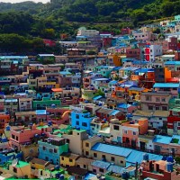 Gamcheon Village: History With A Burst of Colour