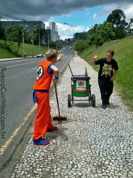 Tá fácil pra ninguém em Curitiba