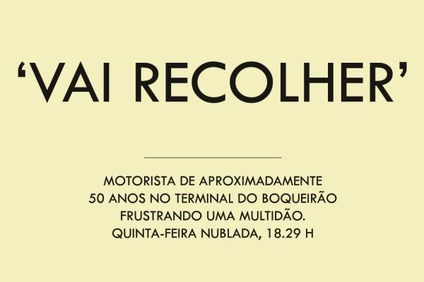 O povo fala em Curitiba