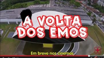 A Volta dos Emos - Curitiba Mil Grau