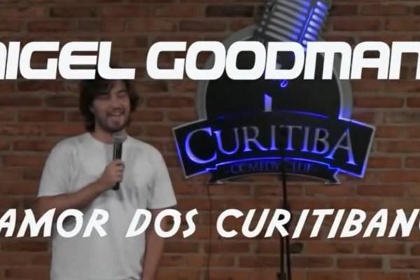 O que todo curitibano tem em comum? - Nigel Goodman