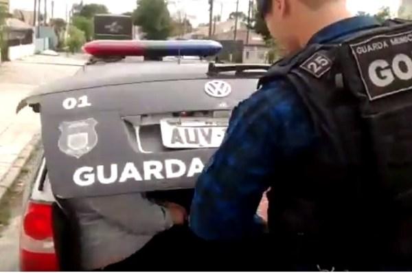 Guardas rejeitam suborno de traficantes em Curitiba