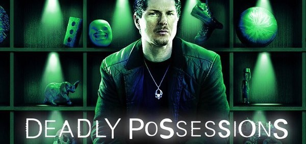 Deadly Possessions Zak Bagans