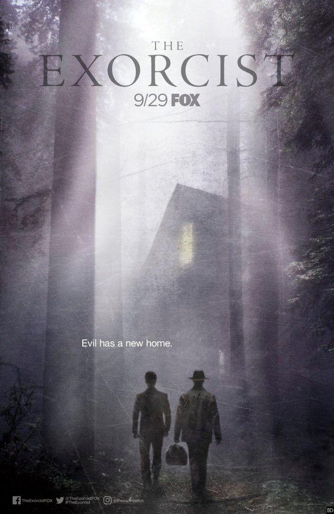 """""""El Exorcista"""": Poster y fecha de estreno 2ª temporada"""