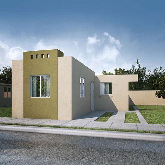 Casas en Ramos Arizpe - Cartagena - Fraccionamiento Villasol