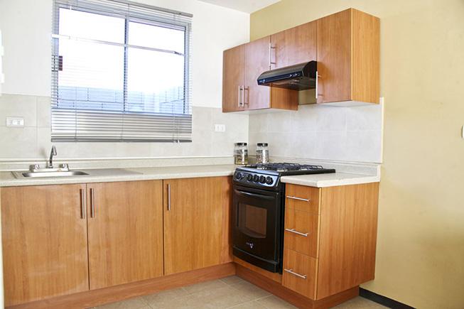 Casas en Escobedo - Cocina - Fraccionamiento Buena Vista
