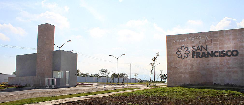 Casas en Juárez - Acceso - San Francisco