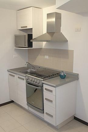 Casas en Juárez - Cocina - San Francisco